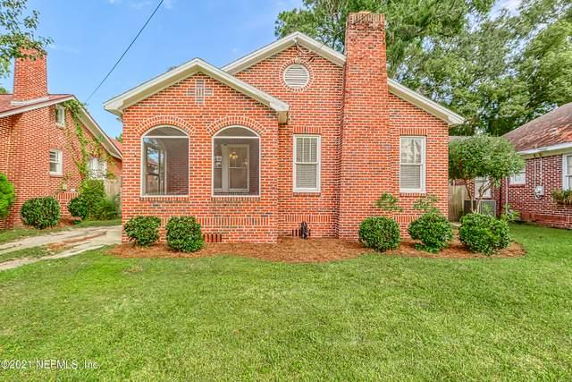 4557 Ramona Blvd, Jacksonville, FL 32205 (MLS #1137923) :: The Hanley Home Team