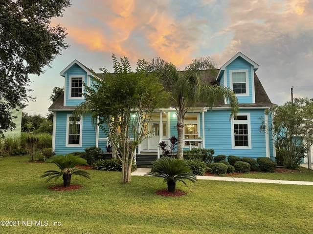 375 Sunset Dr, St Augustine, FL 32080 (MLS #1137932) :: The Hanley Home Team