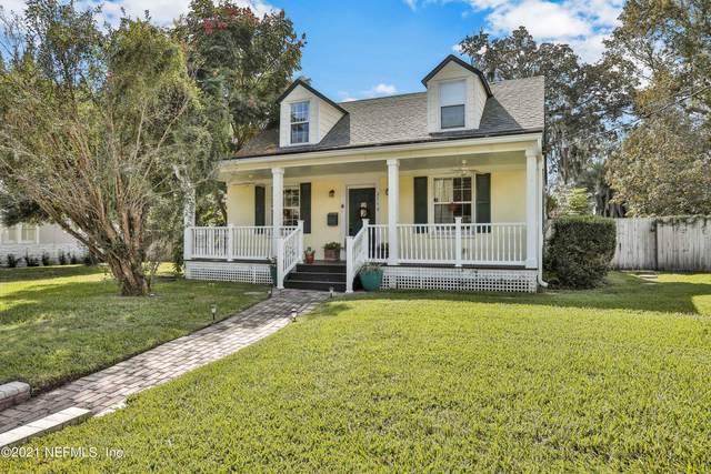 2770 Fieldston Ln, Jacksonville, FL 32207 (MLS #1137937) :: Cady Realty