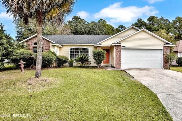 6553 Big Stone Dr, Jacksonville, FL 32244 (MLS #1137938) :: Cady Realty