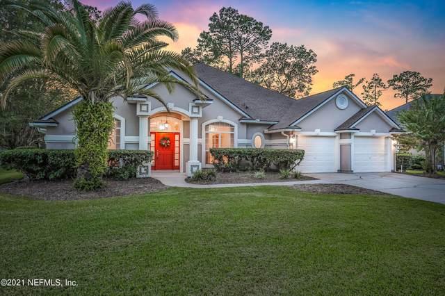 1648 Country Walk Dr, Fleming Island, FL 32003 (MLS #1137943) :: Cady Realty