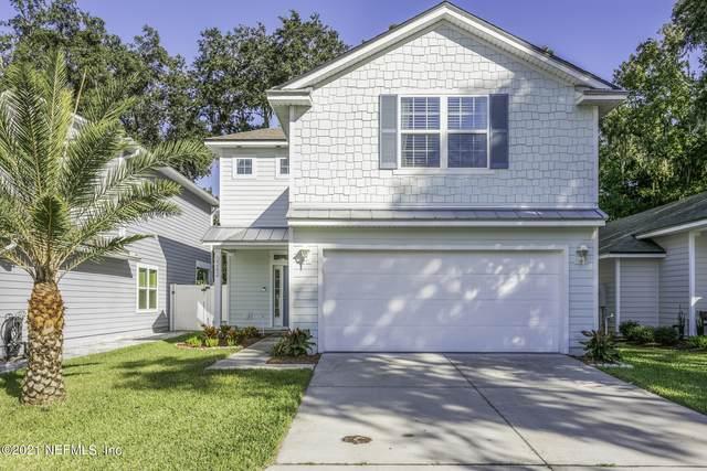 2262 Sand Dune Ct, Jacksonville, FL 32233 (MLS #1137950) :: Cady Realty