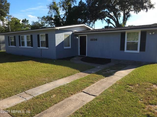 2230 Forest Hills Rd, Jacksonville, FL 32208 (MLS #1137964) :: The Hanley Home Team