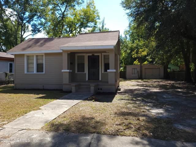 1770 W 10TH St, Jacksonville, FL 32209 (MLS #1137965) :: The Hanley Home Team