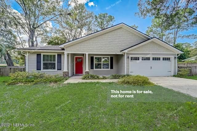 5340 Bedford Rd, Jacksonville, FL 32207 (MLS #1137972) :: Vacasa Real Estate