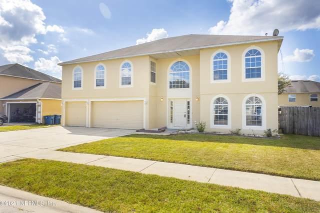 11988 Iron Creek Rd, Jacksonville, FL 32218 (MLS #1137977) :: The Volen Group, Keller Williams Luxury International