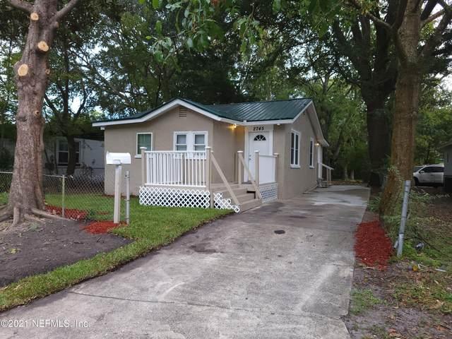 2745 Darrow St, Jacksonville, FL 32209 (MLS #1138018) :: The Huffaker Group