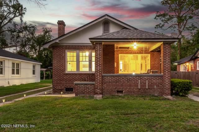 4645 Astral St, Jacksonville, FL 32205 (MLS #1138033) :: EXIT Inspired Real Estate