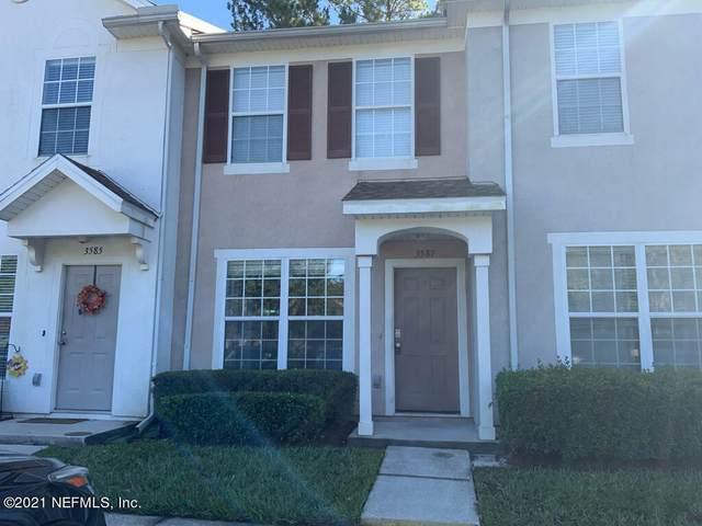 3587 Lone Tree Ln, Jacksonville, FL 32216 (MLS #1138079) :: Vacasa Real Estate