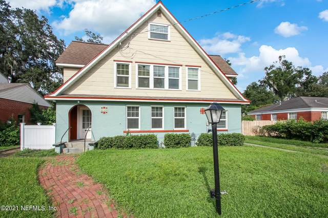 257 Woodrow St, Jacksonville, FL 32208 (MLS #1138106) :: The Perfect Place Team