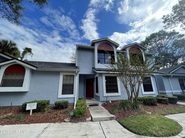 8715 Belle Rive Blvd #103, Jacksonville, FL 32256 (MLS #1138129) :: The Collective at Momentum Realty