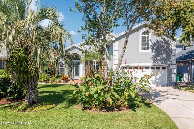 696 Bonaire Cir, Jacksonville Beach, FL 32250 (MLS #1138137) :: The Impact Group with Momentum Realty