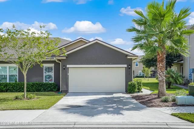 409 Southwood Way 16D, Orange Park, FL 32065 (MLS #1138157) :: CrossView Realty