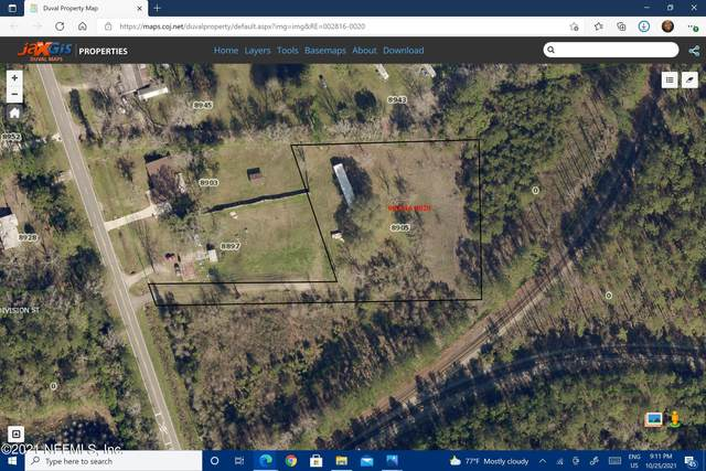 8905 Old Kings Rd, Jacksonville, FL 32219 (MLS #1138178) :: Bridge City Real Estate Co.