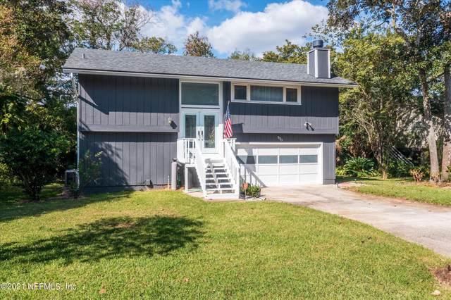 550 Camellia Terrace Dr, Neptune Beach, FL 32266 (MLS #1138182) :: EXIT Real Estate Gallery