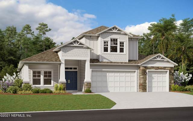 105 Holly Forest Dr, St Augustine, FL 32092 (MLS #1138219) :: Ponte Vedra Club Realty