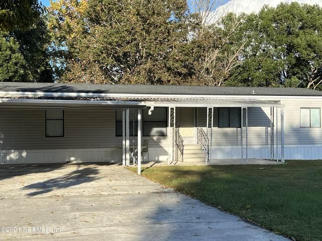 3623 Calvados Ave, Orange Park, FL 32065 (MLS #1138348) :: CrossView Realty