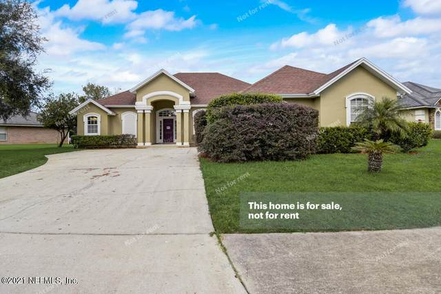 14445 Christen Dr S, Jacksonville, FL 32218 (MLS #1138349) :: Bridge City Real Estate Co.