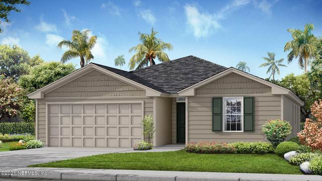 319 Jarama Cir, St Augustine, FL 32084 (MLS #1138398) :: The Collective at Momentum Realty