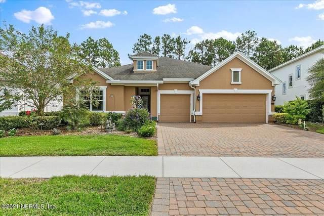 137 Cross Ridge Dr, Ponte Vedra, FL 32081 (MLS #1138433) :: Engel & Völkers Jacksonville