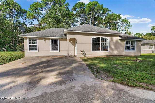 625 S Brevard St, St Augustine, FL 32084 (MLS #1138565) :: The Volen Group, Keller Williams Luxury International