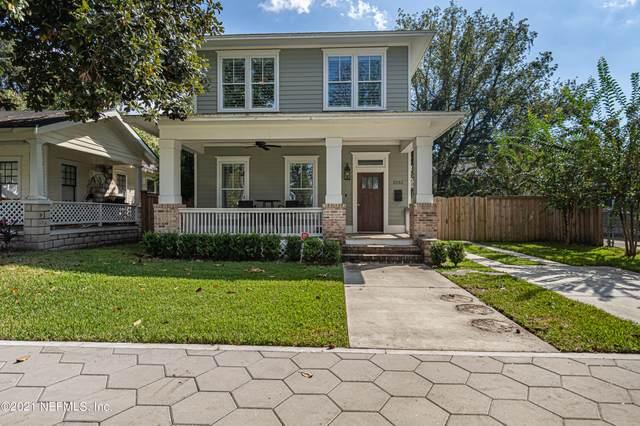 2052 Ernest St, Jacksonville, FL 32204 (MLS #1138580) :: The Volen Group, Keller Williams Luxury International