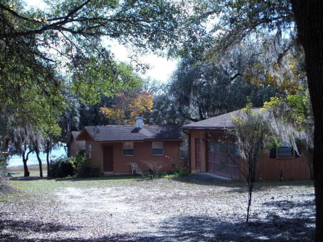 5883 White Sands Rd, Keystone Heights, FL 32656 (MLS #811844) :: EXIT Real Estate Gallery
