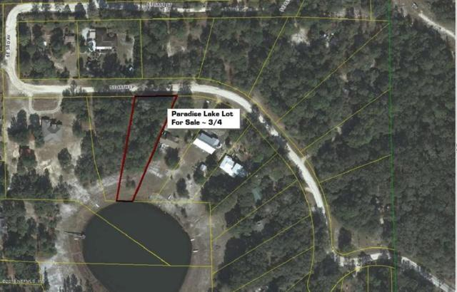 TBD SE 46TH Pl, Keystone Heights, FL 32656 (MLS #813092) :: EXIT Real Estate Gallery