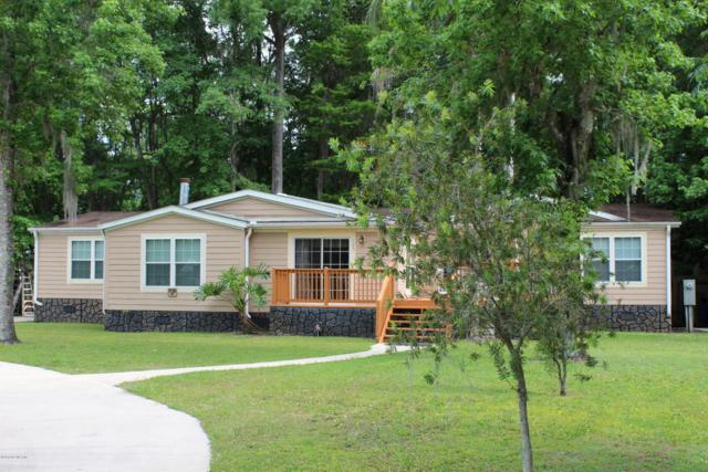 125 Edgewater Rd, Satsuma, FL 32189 (MLS #827534) :: EXIT Real Estate Gallery