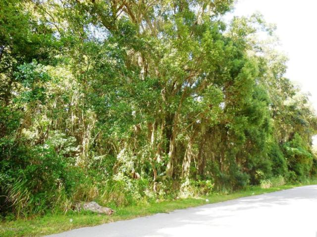 000 Walnut St, Crescent City, FL 32112 (MLS #850308) :: Memory Hopkins Real Estate