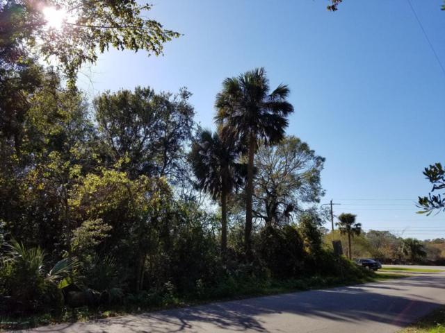 0 Puryear St, St Augustine, FL 32084 (MLS #859329) :: St. Augustine Realty
