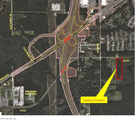 0 County Road 220, Middleburg, FL 32068 (MLS #868325) :: EXIT Real Estate Gallery