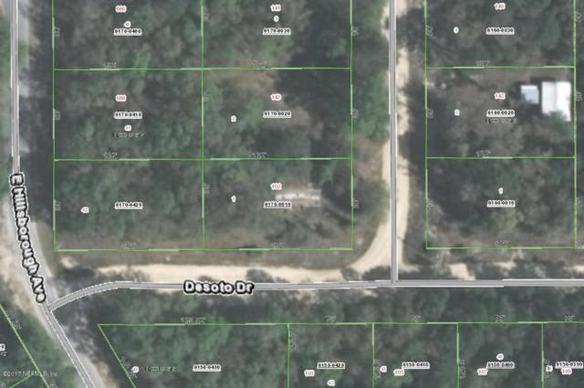 102 Desoto Dr, Florahome, FL 32140 (MLS #868687) :: EXIT Real Estate Gallery