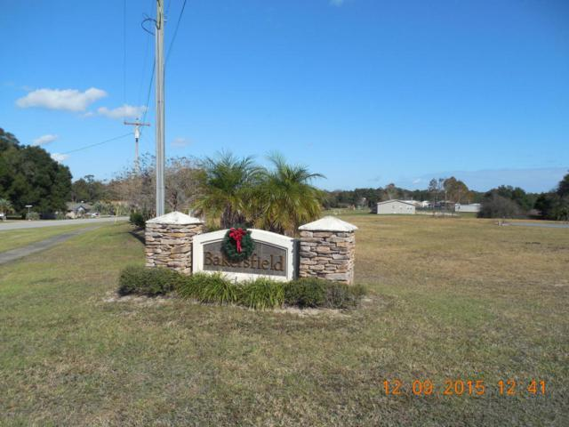 6262 Blue Marlin   Lot#6 Dr, Keystone Heights, FL 32656 (MLS #870605) :: The Newcomer Group