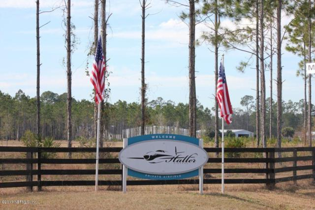 0 Haller Airpark, GREEN COVE SPRINGS, FL 32043 (MLS #872247) :: EXIT Real Estate Gallery