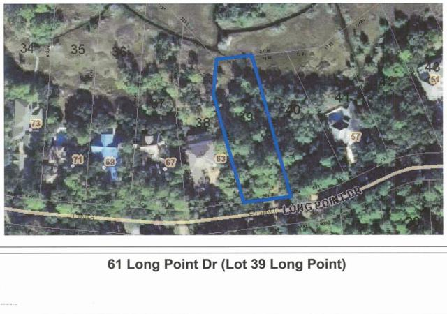 LOT 39 Long Point Dr, Fernandina Beach, FL 32034 (MLS #874144) :: EXIT Real Estate Gallery