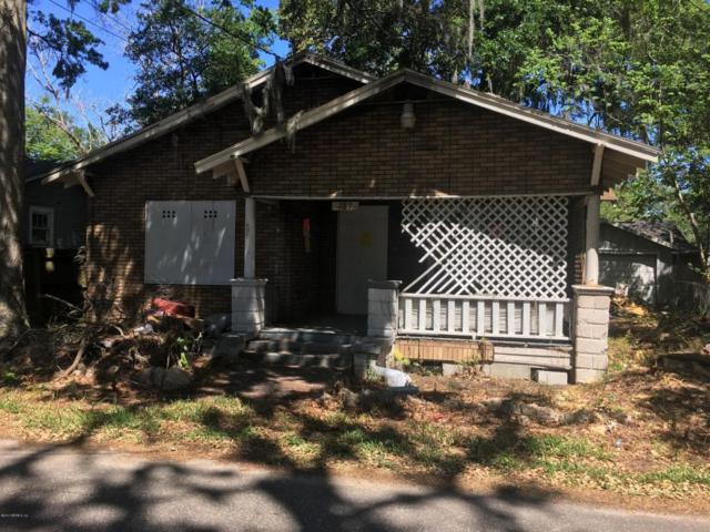 589 E 60TH St, Jacksonville, FL 32208 (MLS #875097) :: EXIT Real Estate Gallery