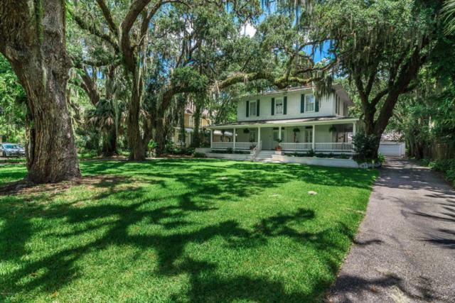 27 Riberia St, St Augustine, FL 32084 (MLS #875243) :: EXIT Real Estate Gallery
