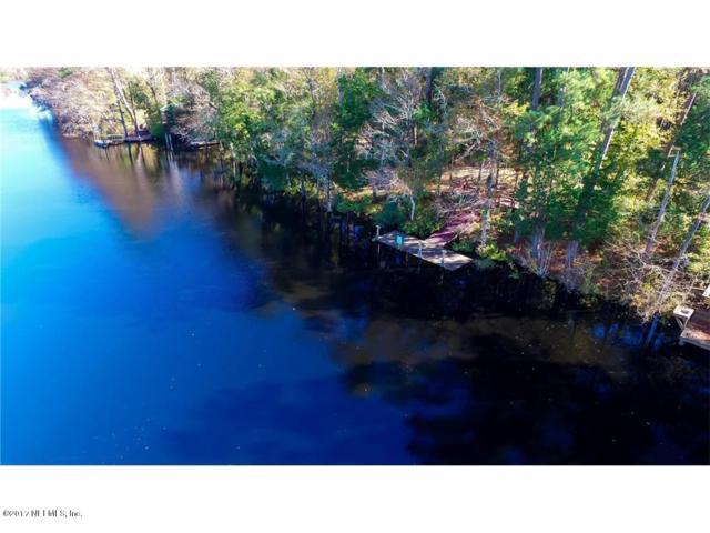 LOT 6 River Bluff Dr, Hilliard, FL 32046 (MLS #878991) :: EXIT Real Estate Gallery