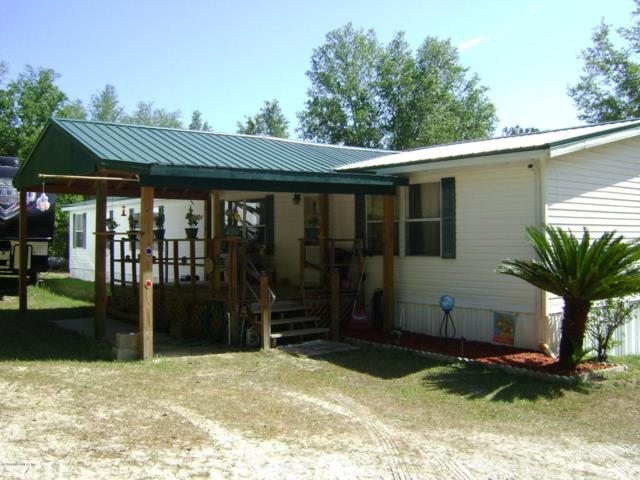 19699 Quiet Woods Ln, Glen St. Mary, FL 32040 (MLS #880340) :: EXIT Real Estate Gallery