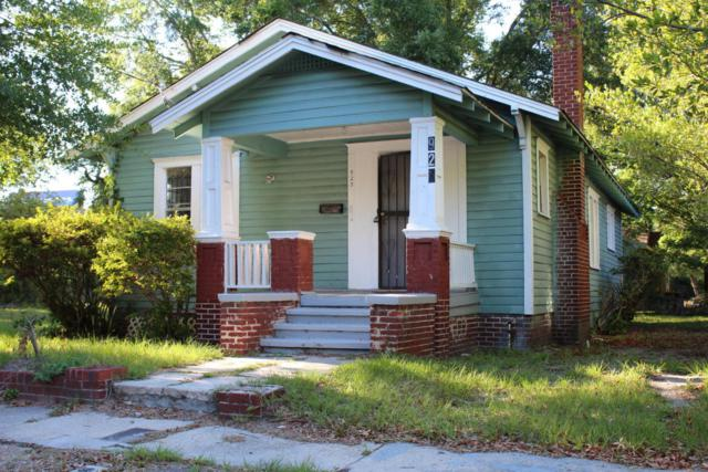 923 W 11TH St, Jacksonville, FL 32209 (MLS #882463) :: EXIT Real Estate Gallery