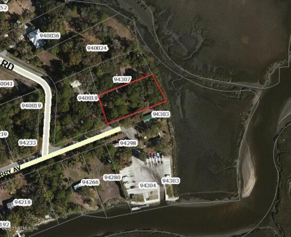 0 Winterberry Ave, Fernandina Beach, FL 32034 (MLS #882992) :: The Hanley Home Team