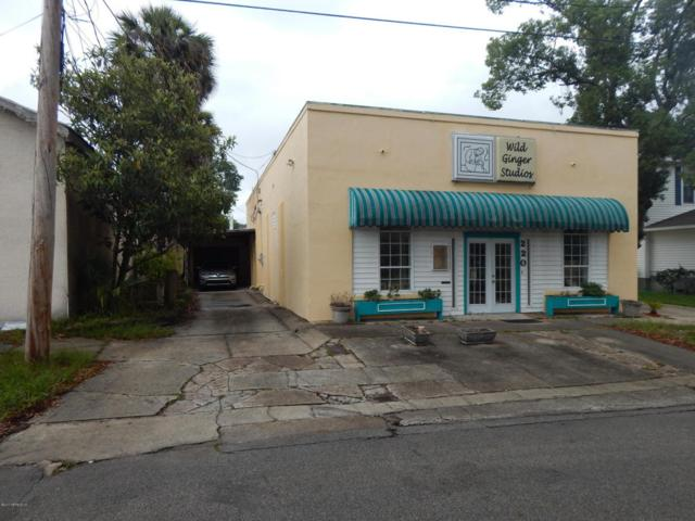 220 Palmer St, GREEN COVE SPRINGS, FL 32043 (MLS #885707) :: EXIT Real Estate Gallery