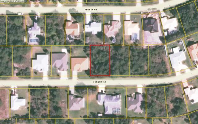 24 Fernon Ln, Palm Coast, FL 32137 (MLS #885766) :: EXIT Real Estate Gallery