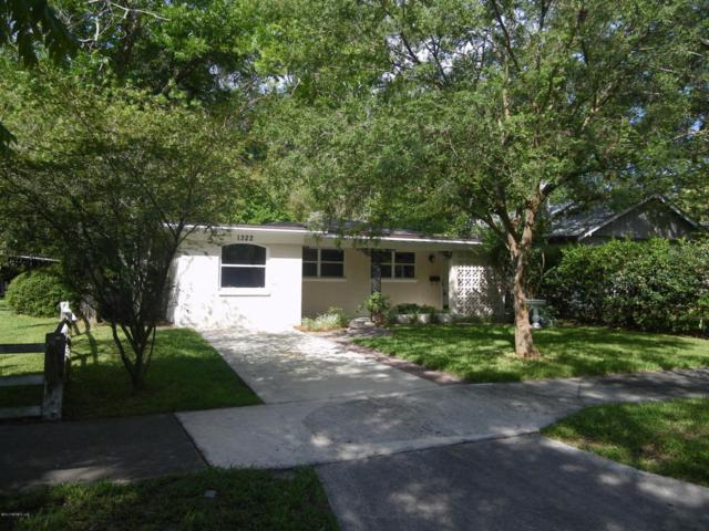1322 Wolfe St, Jacksonville, FL 32205 (MLS #885907) :: EXIT Real Estate Gallery
