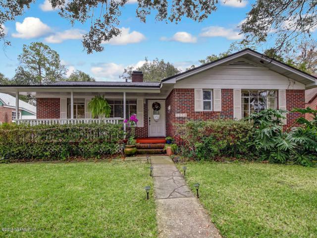 1239 Belvedere Ave, Jacksonville, FL 32205 (MLS #888308) :: EXIT Real Estate Gallery