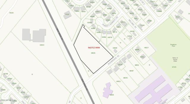 6826 Richardson Rd, Jacksonville, FL 32209 (MLS #888523) :: EXIT Real Estate Gallery