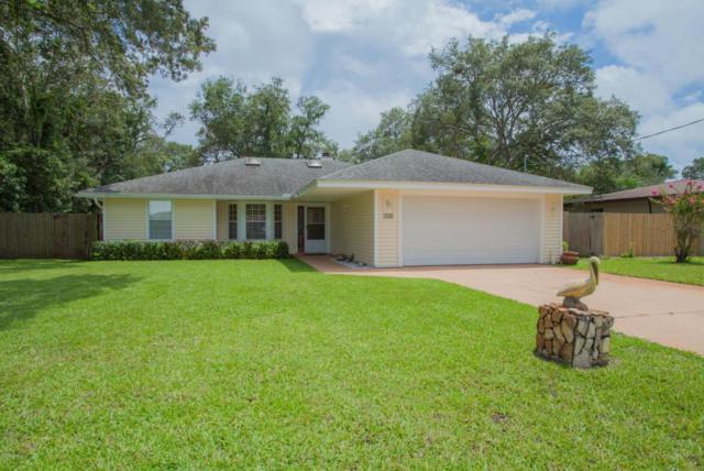118 Pelican Rd, St Augustine, FL 32086 (MLS #888779) :: EXIT Real Estate Gallery