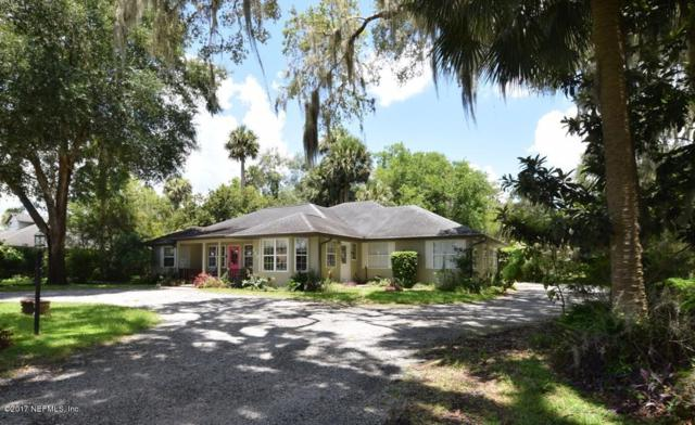 127 William Bartram Dr, Crescent City, FL 32112 (MLS #891265) :: EXIT Real Estate Gallery