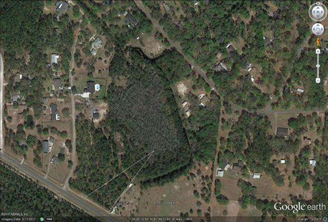 0 County Road 218, Middleburg, FL 32068 (MLS #892569) :: EXIT Real Estate Gallery